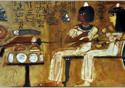 Aliments i altres delícies dels antics egipcis