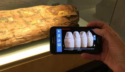 App Museu Egipci Dama de Kemet