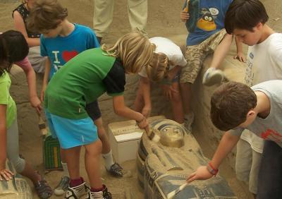 Casals estiu Campus Arqueològic