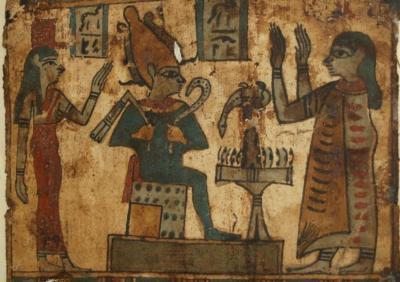 DESCOBRINT ELS DÉUS DELS ANTICS EGIPCIS