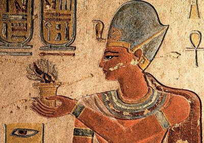 Faraons, déus a la terra