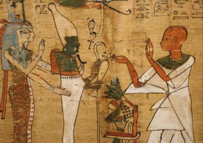 FEM UNA ULLADA ALS MISSATGES SECRETS DELS REIS D'EGIPE