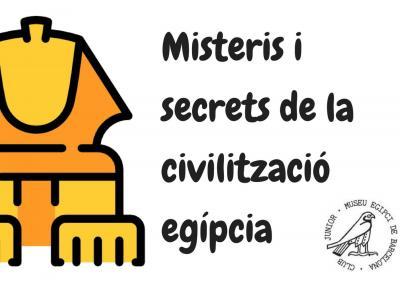 Misteris i secrets de la civilització egípcia