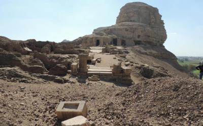 RAE XXXVIII Piràmides, temples i ciutats dels nomos XVI-XVIII