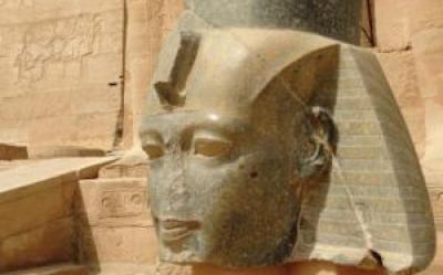 Tebas Oeste. Templos de Millones de Años de la dinastía XIX