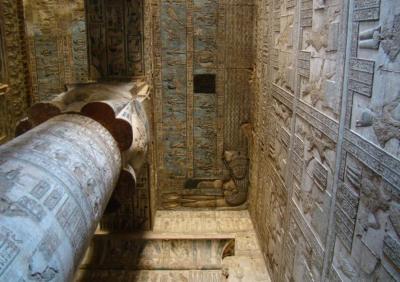 Temples ptolemaics. Estudi del temple d'Hathor a Denderah