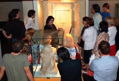 Visita guiada a la colección permanente