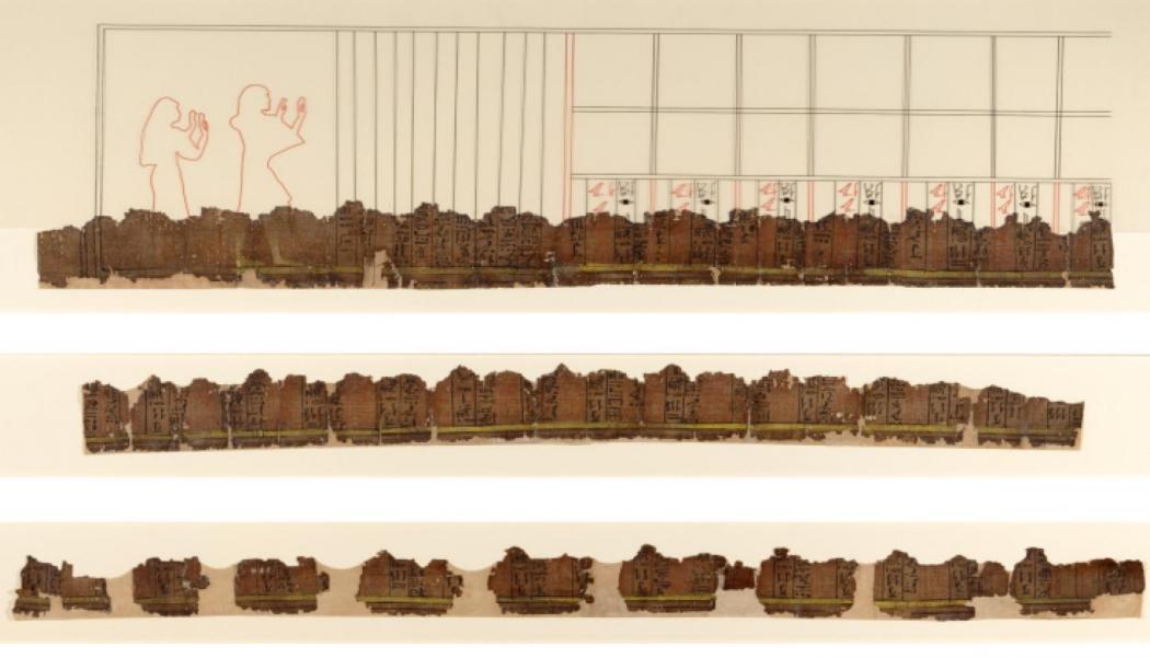 Papiro Dama Bary 1