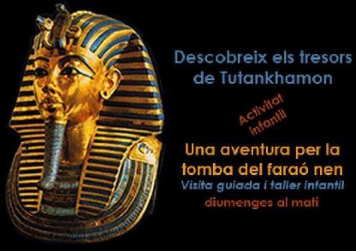 Activitat_infantil_Descobreix_els_tresors_de_Tutankhamon