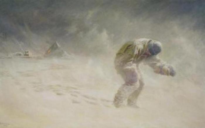 Amundsen i Scott, protagonistes del pitjor viatge del món. A la conquesta del Pol Sud