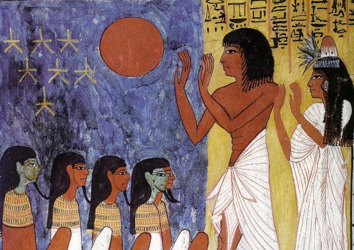Egipte, terra de faraons - curs infantil