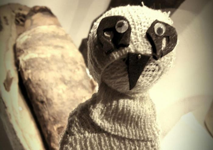 falcó momificat