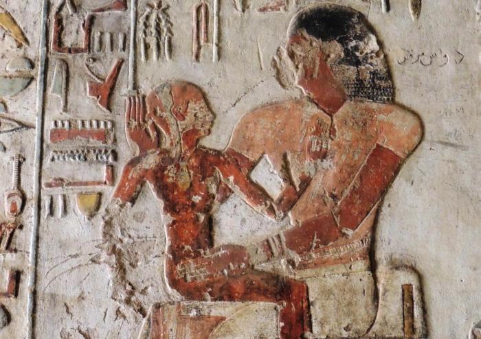 La infancia a l'antic egipte