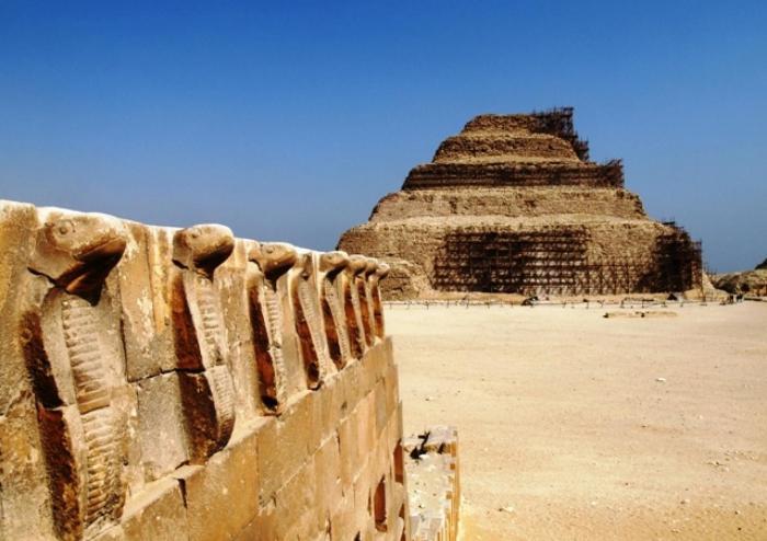 Pirámides: edificios sagrados a ambos lados del Atlántico