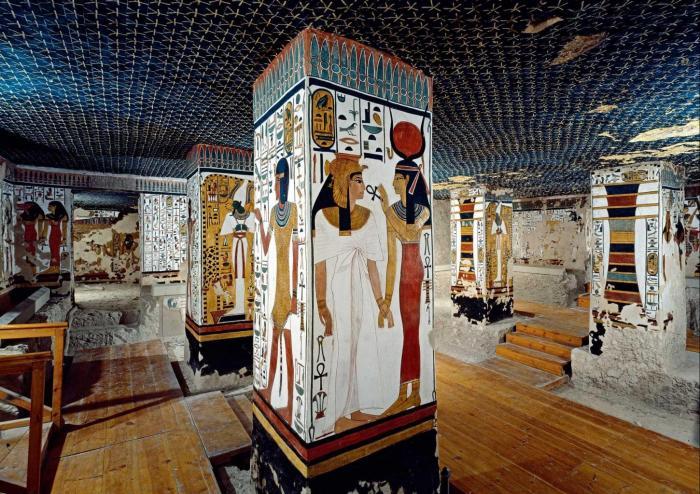 Tomba de Nefertari