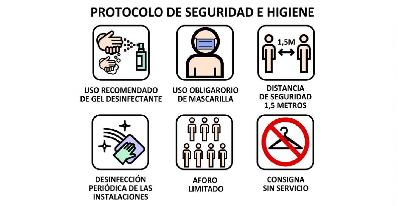 Protocolo de seguridad e higiene del Museu Egipcii de Barcelona