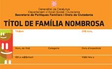 Títol_família_nombrosa