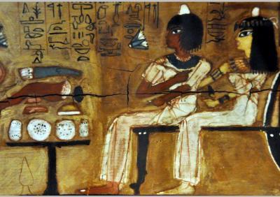 1.  NOFRET I RAHOTEP AL PAÍS D'EGIPTE