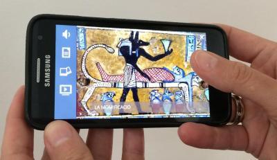 App Museu Egipci Momificación