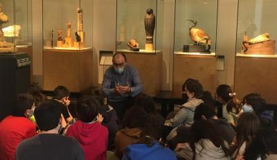 Beneficiaris del Museu Egipci de Barcelona