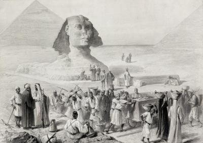 Curso de Egipto en Barcelona
