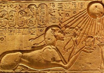 Curso en Barcelona sobre Akhenatón, Nefertiti y Amarna