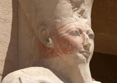 Hatxepsut: de reina a faraó d'Egipte