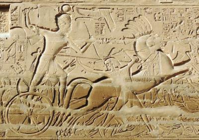 Organización y armamento del ejército egipcio del Imperio Nuevo