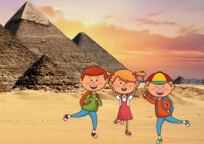Passant-ho bé als Tallers del Museu Egipci!