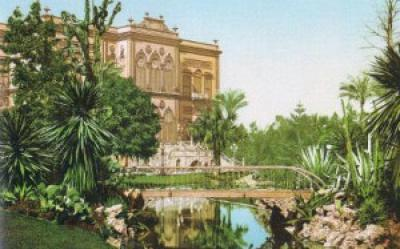 ¿Quién vive ahí...? Cases i residències impactants del Caire