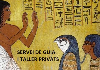 SERVEI PRIVAT DE GUIA I TALLER