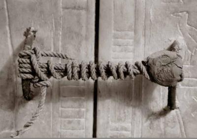 Tutankhamón segell