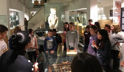 Visita guiada en el Museu Egipci de Barcelona