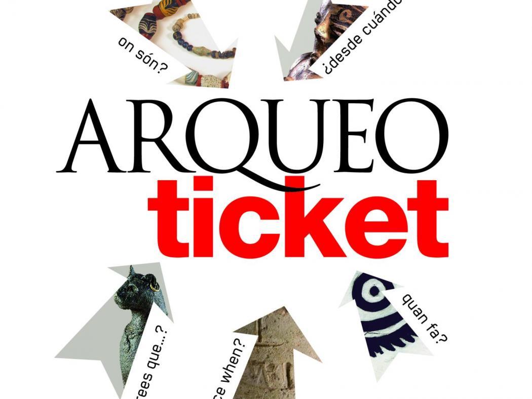 Logo Arqueoticket