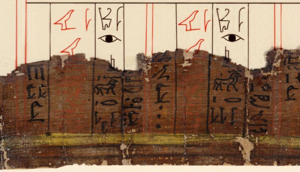 Papiro Dama Bary 2