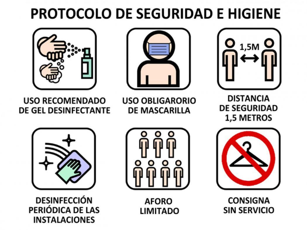 PROTOCOLO DE SEGURIDAD E HIGIENE