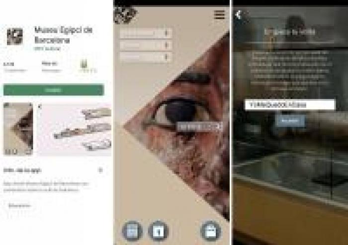 App GRATUÏTA del Museu Egipci de Barcelona