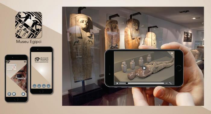 App Museu Egipci