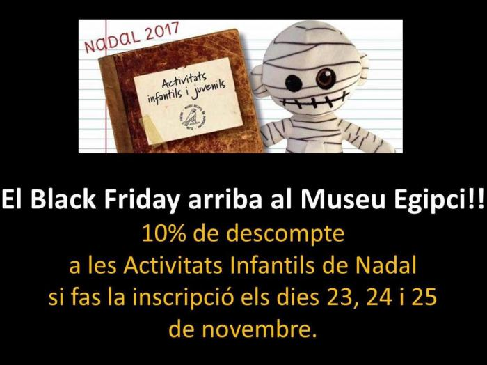 BLACK FRIDAY INFANTIL