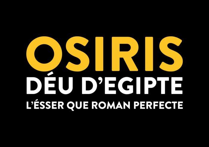 Ciclo de Conferencias vinculadas a la Exposición OSIRIS, DIOS DE EGIPTO