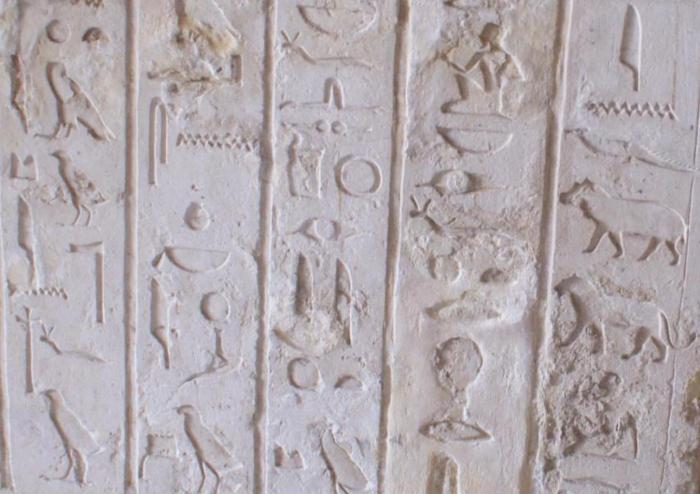 Curso antiguo Egipto Museu Egipci de Barcelona. Foto: Josep M. Güell