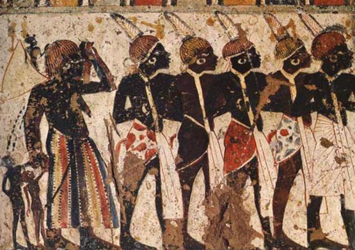 Egipcis i estrangers. Diplomàcia, guerra, comerç i aventura