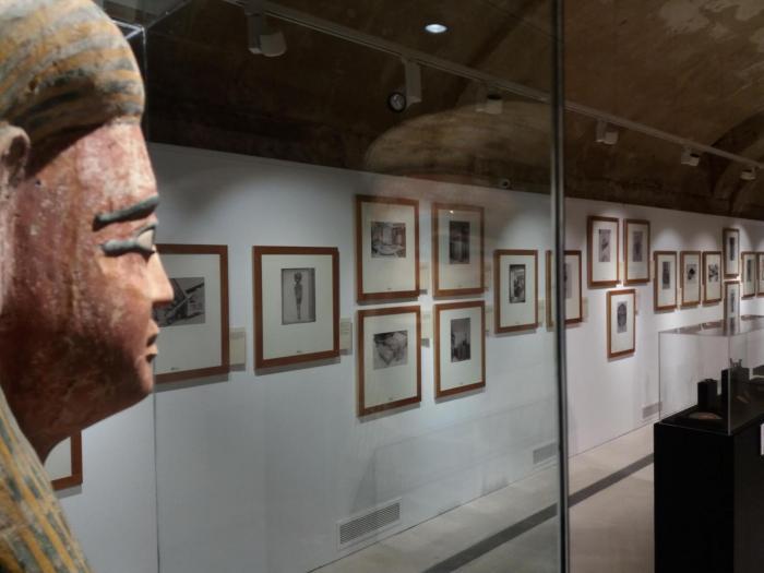 El Museu Egipci de Barcelona lleva a Tutankhamon hasta Menorca