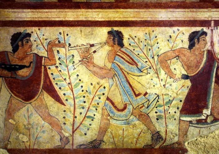 Etruscs. la primera civilització d'Itàlia