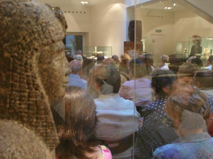 Evento en el Museu Egipci de Barcelona