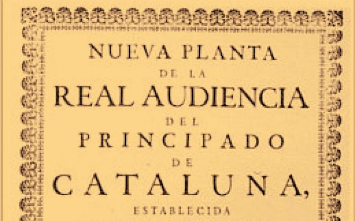 Les conseqüències de la derrota de 1714