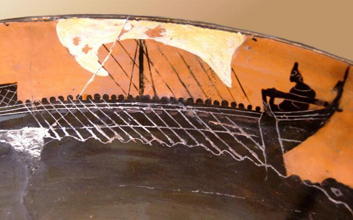 Les navegacions atlàntiques a l'Antiguitat. De l'Àfrica a Islàndia