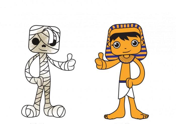 Les nostres mascotes t'esperen als Casals d'Estiu!