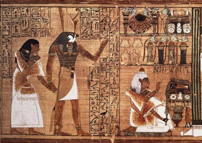 PAPIRS DE L'ANTIC EGIPTE