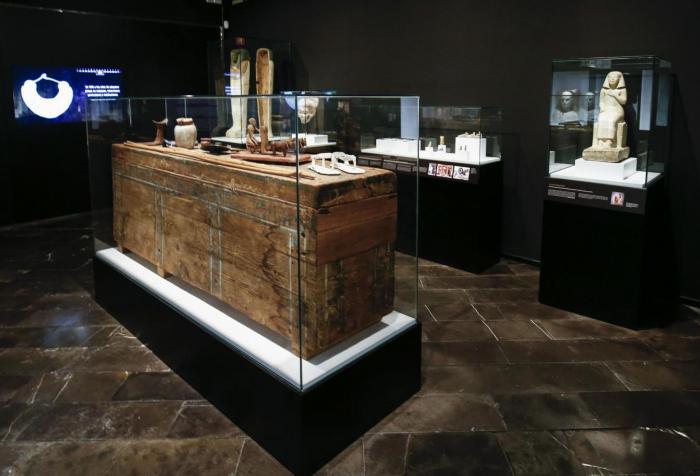 Pasión por el Egipto faraónico .200 años de coleccionismo en el Museu Egipci de Barcelona
